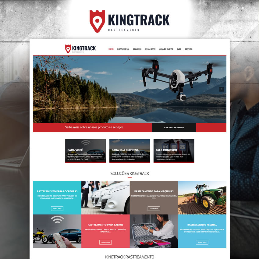 kingtrackrastreamento-agencia-alainer