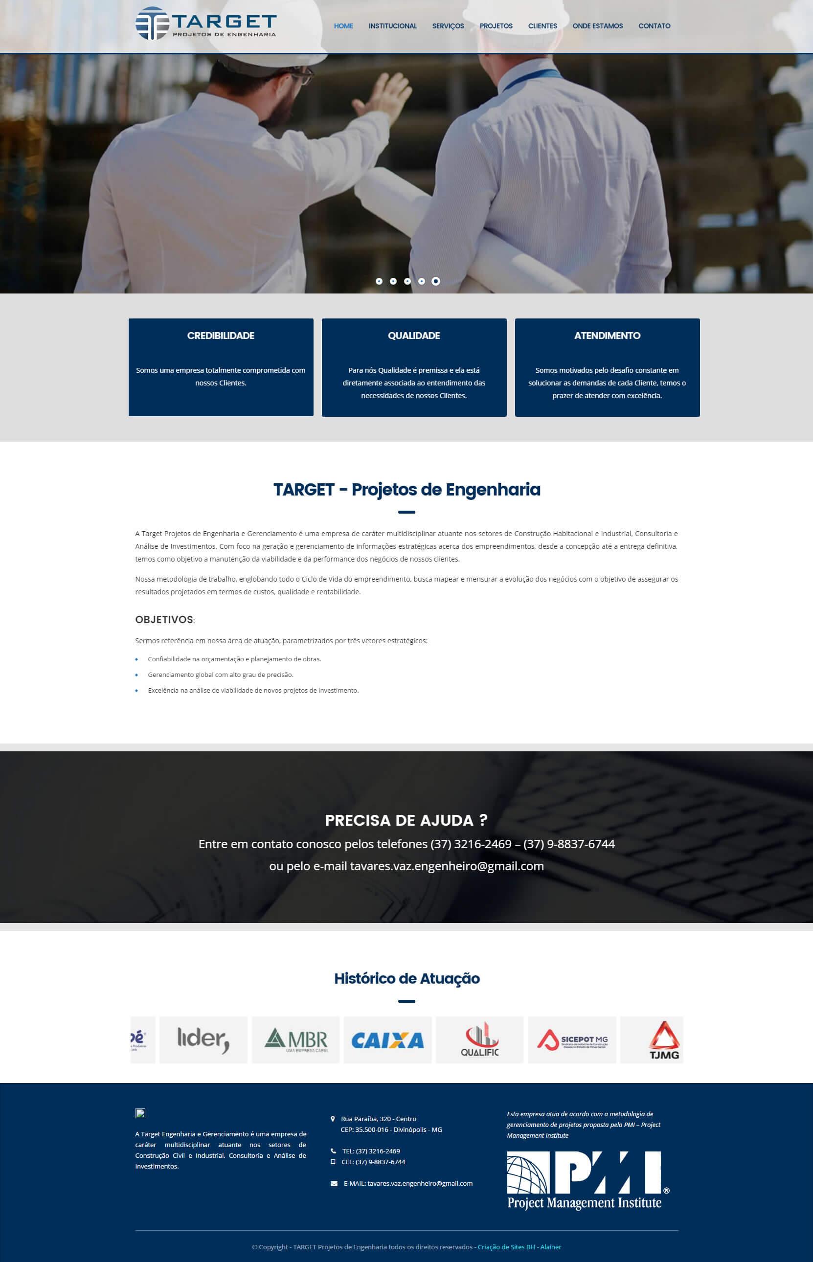 site-targetprojetos